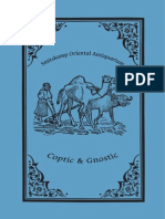 32528063 Catalogue of Coptic and Gnostic Works
