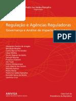 Material sobre agências reguladoras produzido pela anvisa