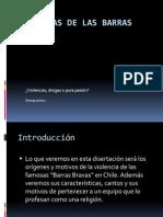 Barras Bravas en El Peru II