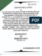 T7 B20 Flights 77 (175) and 93 No Show Fdr- Entire Contents- FBI Reports 224