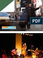 NY Groningen Jazz Brochure