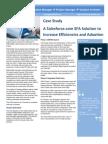 Web Visible SOE Case Study