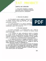 C 056 - 85 Verificarea Constr-Caiet 14-Izol Tuneluri, Lucr Art, Platforme