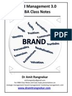 Brand Management Notes 3.0