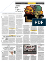 Campañas para mejorar las loncheras rinden frutos en Miraflores