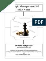 Strategic Management 3.0