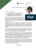 4 CAUSAS DEL FRACASO DE LA FORMACIÓN EN PRL