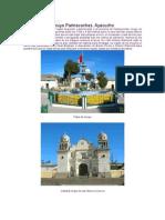 Sitios Turisticos Parinacochas
