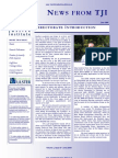 Newsletter April 2009