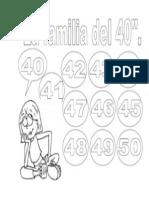 Familia Del 40