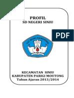 Profil Sdn Siniu 2013
