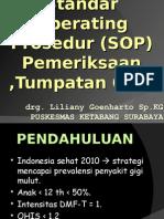 SOP tump gg (kons G)