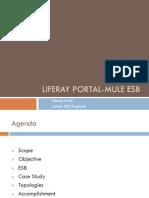 Liferay Portal With Mule ESB