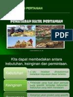 Sistem Pemasaran & Hasil Pertanian - Copy