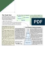 Truth Test Brochure