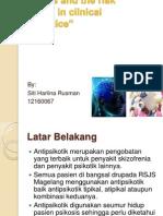 Treatment With Antipsychotics and the Risk Of Diabetes,,, Jurnal Jiwa