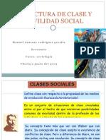 Estructura de Clase y Movilidad Social