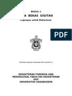 Modul-1 PBL Luka Bekas Gigitan(2013)