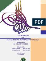 Data Base Management