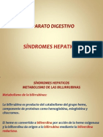 SINDROME HEPATICO