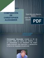 Descomposición y composición de Christopher Alexander