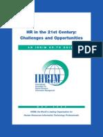 21century - HR Challenges