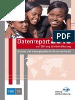 Datenreport 2013 Stiftung Weltbevoelkerung