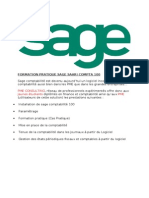Formation Pratique Sage Saari Compta 100