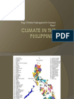Climate in the Philippines