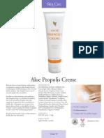 051 Aloe Propolis Creme ENG