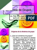 Dinámica y Conducción de Grupos