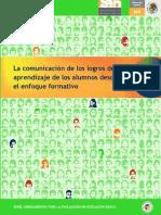 5 La comunicaci+¦n de los logros del aprendizaje