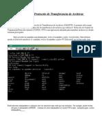 Mandatos de Protocolo de Transferencia de Archivos FTP