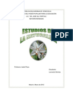 Trabajo de Nutricion de Las Plantas