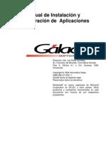 Manual de Instalacion Aplicaciones Galac