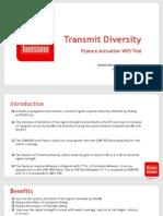 Transmit Diversity