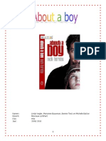 Engels Verslag 'About a Boy'