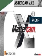 25 Mastercam v x2