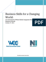 We c Net Impact Report 2011