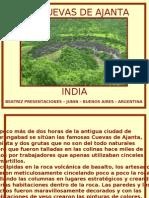 Cuevas de Ajanta-India