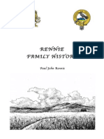 Rennie Family History