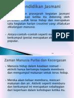 Sejarah Pendidikan Jasmani