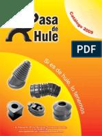 Catalogo Casa de Hule