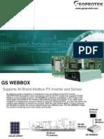 GS WEBBOX