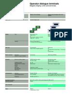1.0 Magelis XBT Catlogue en 200601