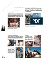 Proceso Contructivo Sagrada Familia Gaudi