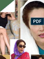 Benazir Bhutto - Sherry Rehman - Bilawal Bhutto