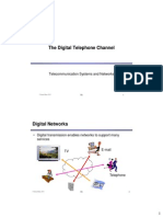 Telecom system and Networks LEcture notes