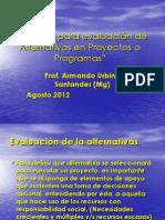 Evaluacion de Programas