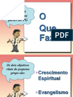 FORMAÇÃO E ATIVIDADES NOS GC'S